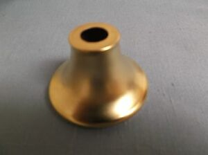 1 1 4 Tall Trophy Large Metal Bells 240pcs Gold Finish Trophy Parts