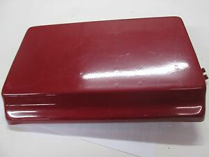Farmall M Battery Box Cover New Aftermarket Blemish