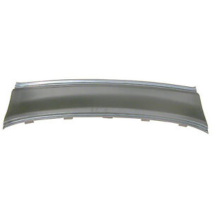 Deck Filler Panel 1970 74 Plymouth Barracuda Coupe
