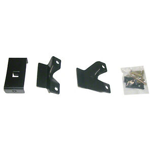 Console Mounting Brackets 1966 67 Chevelle el Camino M t 3 Pieces Plus Hardware