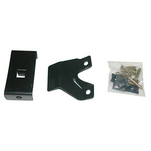 Console Mounting Brackets 66 67 Chevelle el Camino A t 2 Pieces Plus Hardware