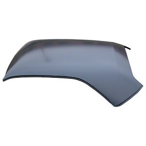 Roof Outer Skin 70 74 Challenger Coupe Without Sunroof