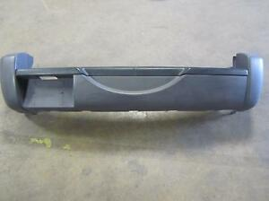 02 07 Jeep Liberty Black Rear Bumper Cover Facisa Textured Finish 5288089ab