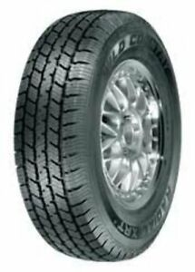 Multi mile Wild Country Radial Xrt Ii All season Radial Tire 245 70r16 107s