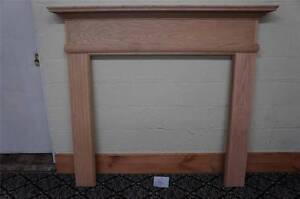 Wooden European Style Carved New Fireplace Mantel Mantel 6
