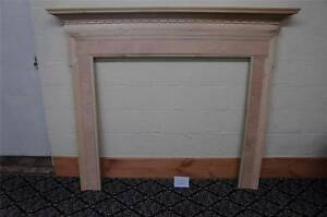 Wooden European Style Carved New Fireplace Mantel Mantel 2
