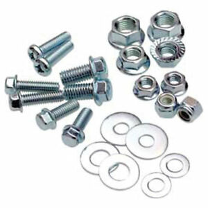 Motion Pro Tool Pack Hardware Kit 22 Pieces Nuts Washers Screws