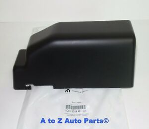 New 2007 2017 Jeep Wrangler Rear Liftgate Wiper Motor Interior Cover Oem