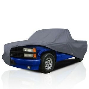 Csc Weather Waterproof Pickup Truck Full Car Cover For Dodge Ram 1981 1993