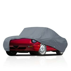 csc All Weather waterproof Full Car Cover For Porsche 911 912e 924 1976 1977