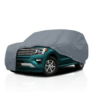 Csc 5 Layer Weather Waterproof Full Suv Car Cover For Ford Explorer 1991 2021