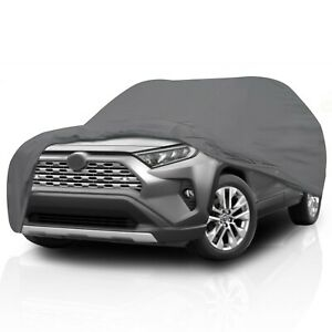 csc Waterproof Full Compact Suv Crossover Car Cover For Toyota Rav4 2006 2017
