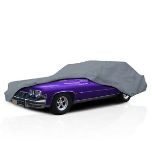 Chevy Chevelle Wagon 1973 1974 1975 1977 4 Layer Waterproof Car Cover