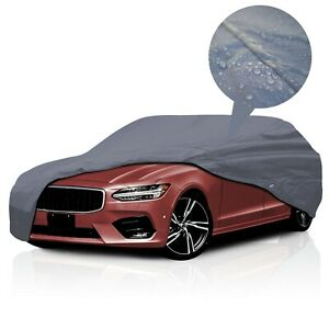 Ultimate Hd 4 Layer Car Cover Volkswagen Golf Gti 2011 2012 2013