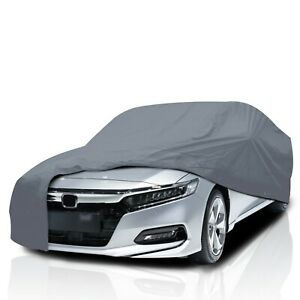 Ultimate Hd 4 Layer Car Cover Honda Civic Si 2006 2009 2010 2011 2012 2013