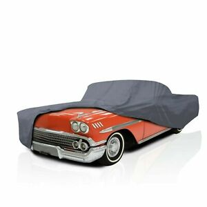 Lincoln Continental Mark 1956 1957 4 Layer Waterproof Car Cover