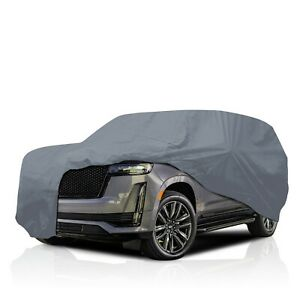 csc 4 Layer Full Suv Car Cover For Lincoln Navigator 2003 2004 2005 2006