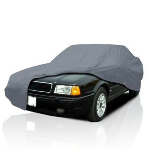 Ford Exp 1986 1987 1988 1989 Water Resistance Full Car Cover