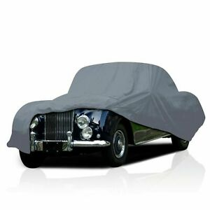 Full Car Cover Lincoln Zephyr 2 dr 1940 1941 1942