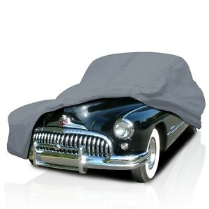 csc 5 Layer Car Cover For Ford Custom Deluxe Club Coupe 1949 1950 1951 1952
