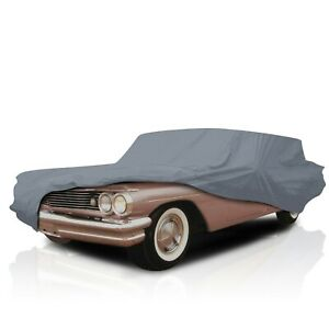 Amc Rambler Wagon 1968 1969 Ultimate Hd 5 Layer Car Cover