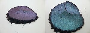 Dark Soul Chameleon Color Shift Pigment Pearl Nail Pearls Clearcoat Lacquer Ppg