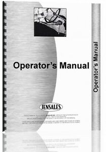 International Farmall 230 Tractor Operators Owners Manual