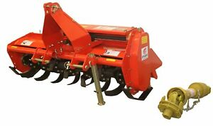 48 Offsetable 3 point Rotary Tiller Fh tl125