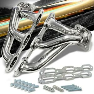 Bfc Race Shorty Tube Exhaust Header Manifold For 300 charger magnum V6 Sohc At