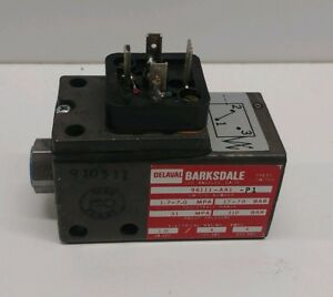 Guaranteed Good Used Barksdale 4 Amp Pressure Switch 96111 aa1 p1