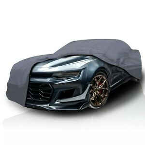 Csc Waterproof Full Custom Fit Car Cover For Chevrolet Chevy Camaro 2016 2017