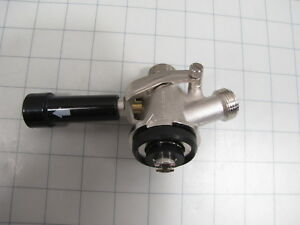Perlick 37500g Keg Coupler missing Barbed Nozzle New