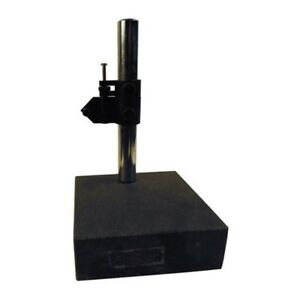 52 580 030 Granite Gage Stand Model 52 580 030 Column Height 8 Base Thi