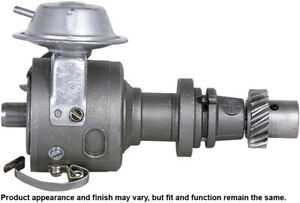 Reman Distributor Electronic Fits 1984 1990 Volkswagen Cabriolet Jetta Fox Car