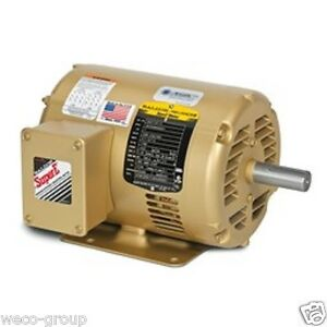 Em31112 3 4 Hp 1730 Rpm New Baldor Electric Motor Old M3112