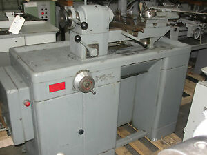 Wade Secondary Operation Floor Model Precision Turret Lathe
