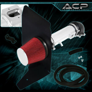 Performance Cold Air Intake Induction Kit For 10 2011 Chevy Camaro Lt Ls V6 3 6l