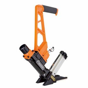 Freeman 3 in 1 Flooring Nailer stapler With Quick Release Nose Pdx50q New