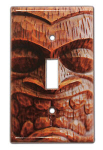 Hawaiian Tropical Light Switch Covers Home Bath Island Decor Hawaii Tiki Bar Nib
