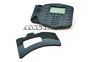 Genuine Polycom Soundpoint Ip 500 Voip Business Display Telephone 2201 11500 001