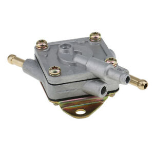 Motorcycle Inline Fuel Pump For Piaggio Beverly Quality High Performance