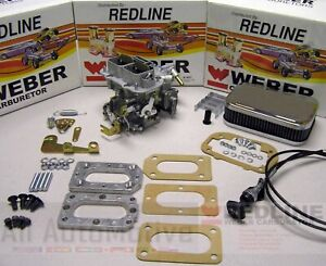 1972 1982 Ford Courier 2 0 2 3 Weber 32 36 Dgv Manual Choke Conversion Kit