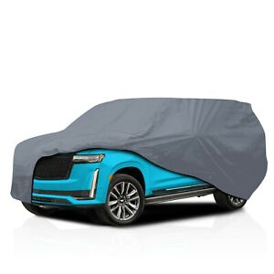 Csc Waterproof Semi Custom Fit Full Suv Car Cover For Lincoln Mkx 2007 2017