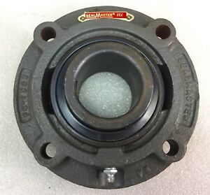 Sealmaster Mfc 32 4 bolt Flange Mounted Bearing 2 Bore New No Box