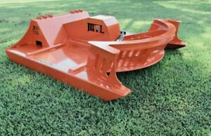 84 Mtl Xc7 Extreme Direct Drive Skid Steer Brush Cutter 3 Blade Double Flywheel