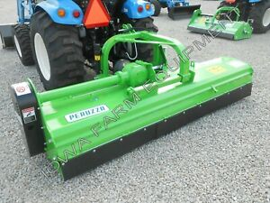 Flail Mower Mulcher Peruzzo Bull 2000 79 Cut With 24 Manual Right Offset