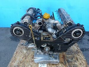 1987 1991 Porsche 928 Engine Motor Assembly 5 0l V8 Long Block M28 42