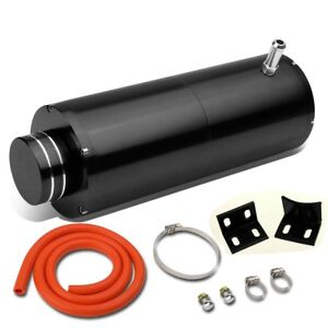 High Capacity Universal Radiator Coolant Aluminum Catch Tank Overflow Reservoir