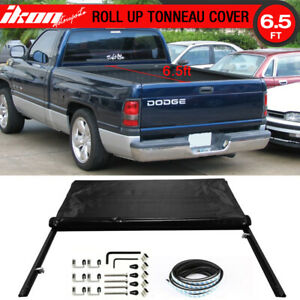 Fits 94 01 Dodge Ram 1500 94 02 2500 3500 78 In Bed Black Tonneau Cover