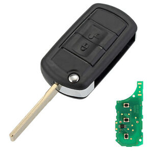 3 Button Remote Key Fob 315 433mhz Pcf7935 For Land Rover Lr3 Range Rover Sport